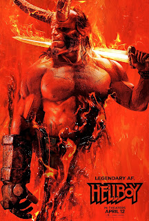 Honourable Mention: Hellboy