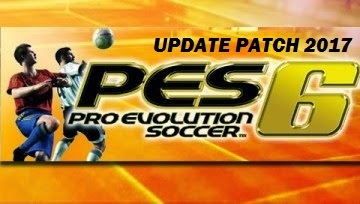 download update pes 6 terbaru musim 2017 2018