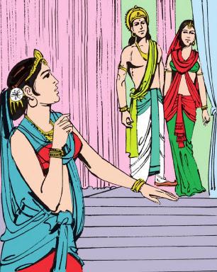 Pradyumna Mayavati Rukmini