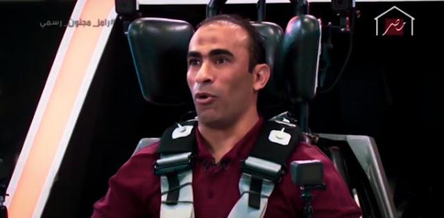 الحلقة السادسة والعشرون والكابتن سيد عبد الحفيظ من برنامج رامز مجنون رسمى