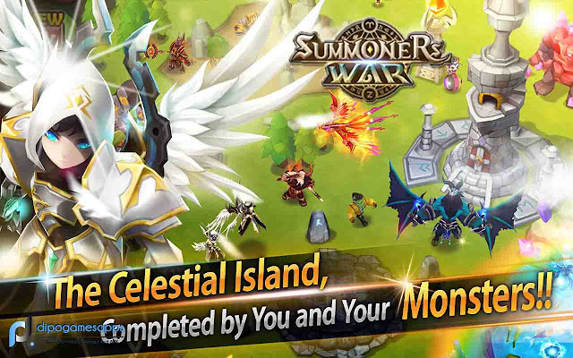 Summoners War MOD APK Unlimited Money v3.7.6 Latest Version