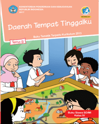 Buku tema 8 Siswa Kelas 4 k13 2017