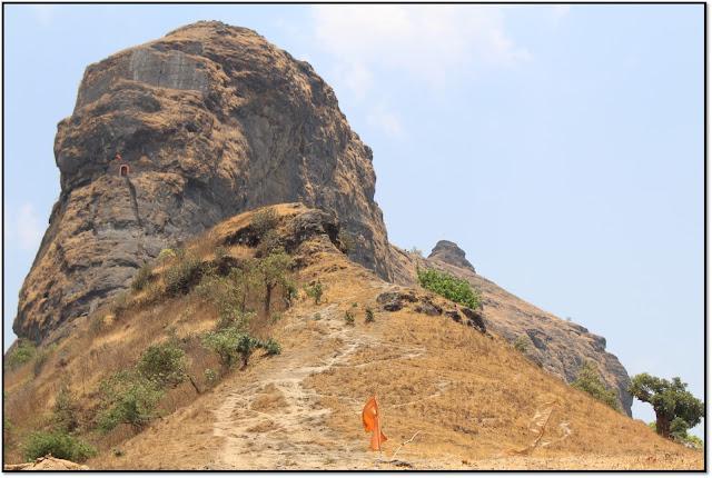 Harihar fort trek,Harihar fort height, Nashik to Harihar fort