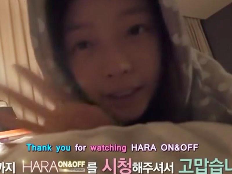 Hara Goodbye