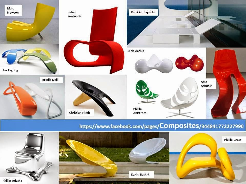 Diseño Sillas Patricia Urquiola, Karim Rashid