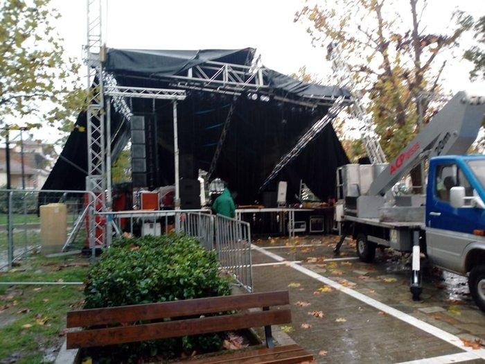 """Στην αποκατάσταση των ζημιών από την κακοκαιρία στο """"Πάρκο των Ευχών"""" προχωράει ο Δήμος Λαρισαίων"""