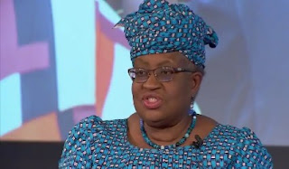 BREAKING: Ngozi Okonjo-Iweala Becomes First Director-General Of WTO