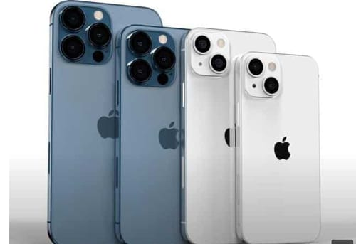 New leaks about the iPhone 13