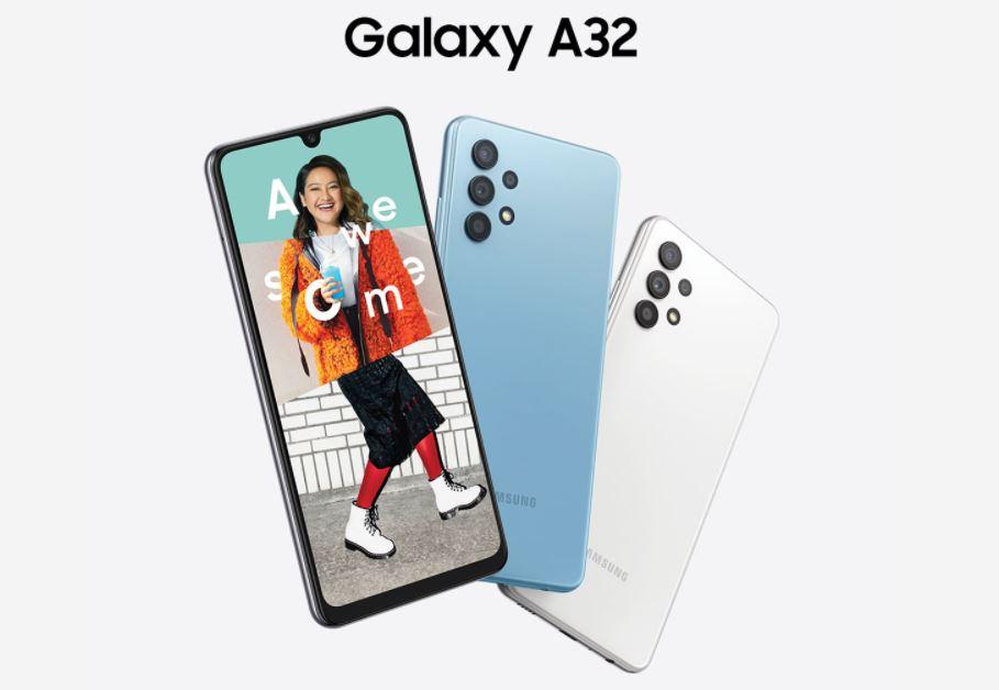Harga dan Spesifikasi Samsung Galaxy A32 Bertenaga MediaTek Helio G80 Terbaru di Indonesia