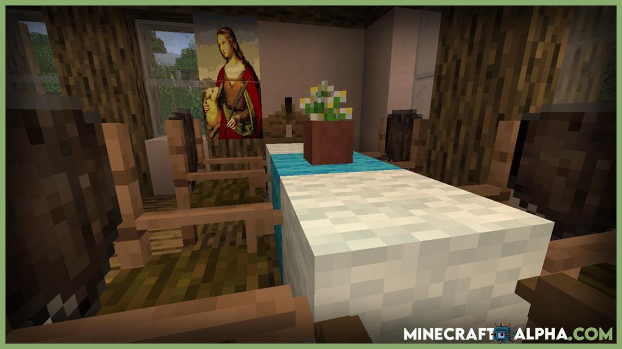 Iron Age New Minecraft Furniture Mod