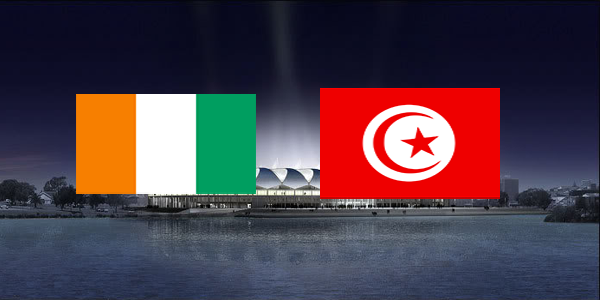 مشاهدة مباراة تونس وساحل العاج بث مباشر بتاريخ 10-09-2019 مباراة ودية