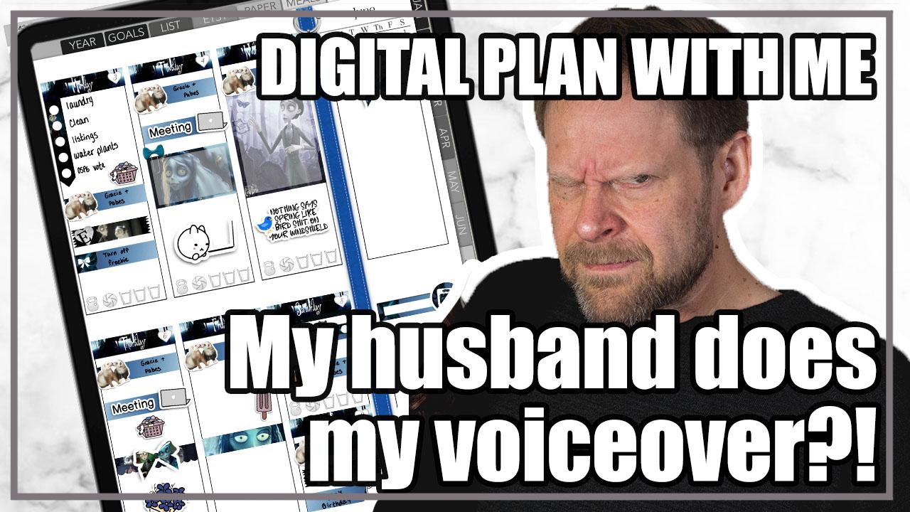 Leni Digitals plan with me digital
