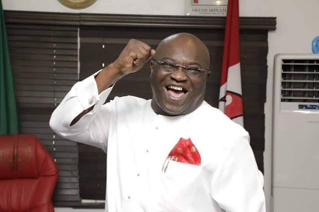 People Are Wicked O! Check Out Hilarious Birthday Message Abia Governor Got From  A Facebook User