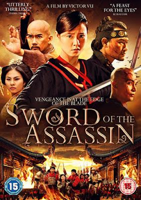 Sword of the Assassin 2012 Dual Audio Hindi 720p BluRay ESubs Download