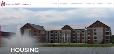 Housing and Residential Life - Alabama A&M University
