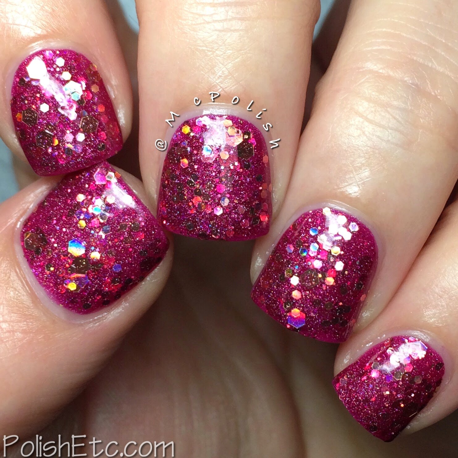 Nayll custom nail polishes - McPolish - Dawn