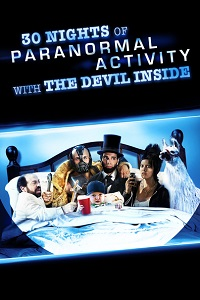 Watch 30 Nights of Paranormal Activity with the Devil Inside the Girl With the Dragon Tattoo Online Free in HD