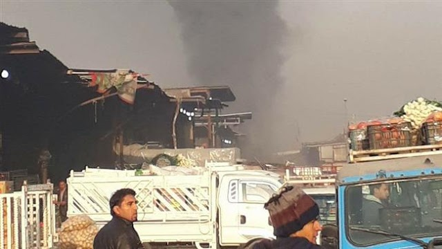 Another car bombing hits Baghdad's Sadr City