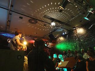 17.06.2016 Dortmund - Schauspielhaus: The Mundorgel Project w/Tommy Finke, Pele Caster, Daniel Brandl, Hannes Weyland
