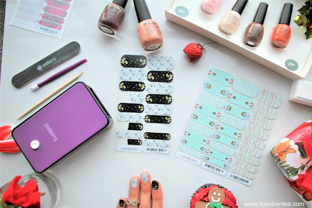 Jamberry basic bundle kit review