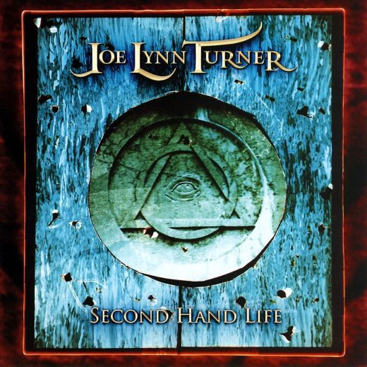 JOE LYNN TURNER - Second Hand Life [Deluxe Edition +3] Out Of Print
