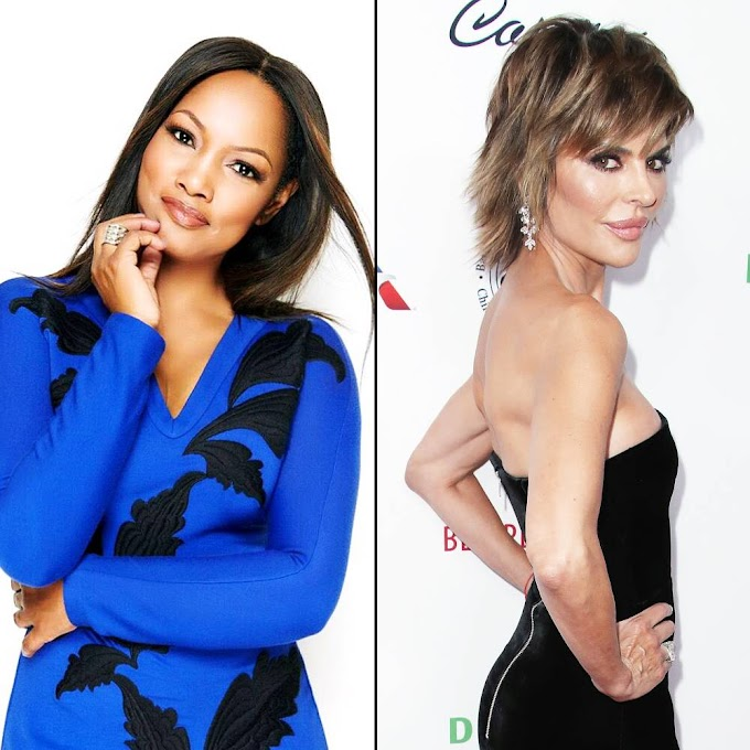 "Garcelle Beauvais Explains Why She Unfollowed Lisa Rinna After 'Intense' RHOBH Season 10 Virtual Reunion Taping; Says ""S—t Happens"""