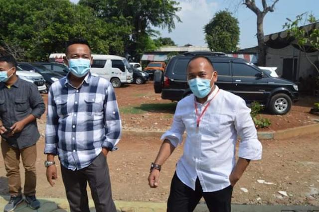 Obon Tabroni Sambangi H. Saiful Nyamat, Isu Persandingan Politik Pilkada Bekasi Mencuat