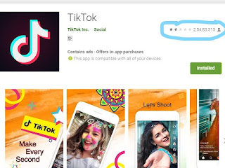 tiktok rating increases