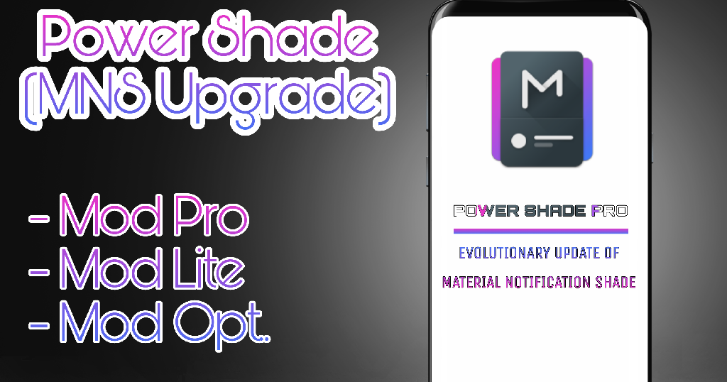 power shade pro apk mirror