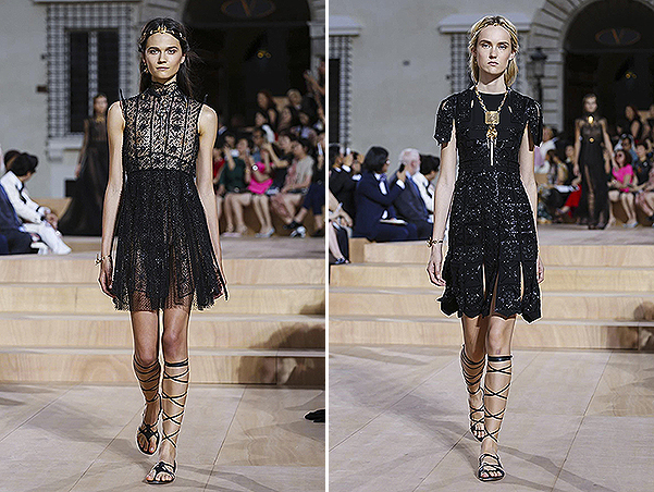 2015/07/10 Fashion Week in Paris: valentino 9