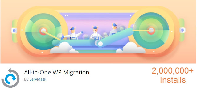 All-in-One WP Migration Plugin