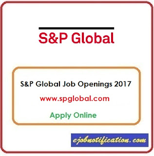 Software Developer Openings at S&P Global Jobs in Hyderabad Apply Online