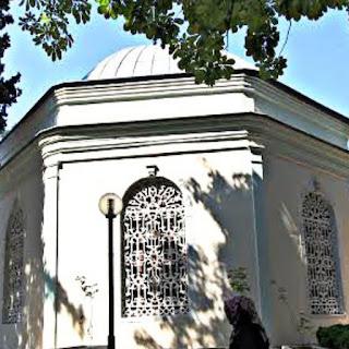 Osman ghazi ka maqbara turki