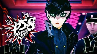 Persona 5 Scramble: Phantom Strikers Gameplay
