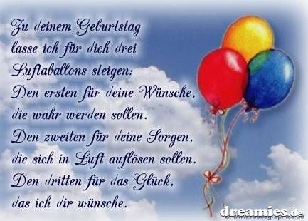 Zum Geburtstag Viel Gluck Text Lustig Geburtstagsspruche