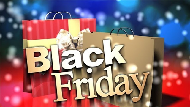 8 Reasons to Go Shopping on Black Friday