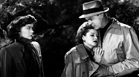 Raw Deal (1948) Marsha Hunt, Dennis O'Keefe and Claire Trevor Image 2
