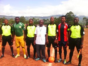 Yong Sports Academy of Bamenda remains 3rd after a brilliant one nil victory inflicted on Bamboutos of Mbouda.