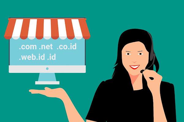 Pilih Domain .COM atau .NET Untuk Website Usaha dan Bisnis Online Anda