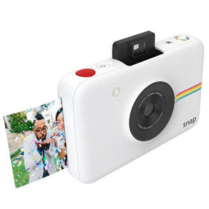 Polaroid Snap Camera - Mini Compact Digital Cam