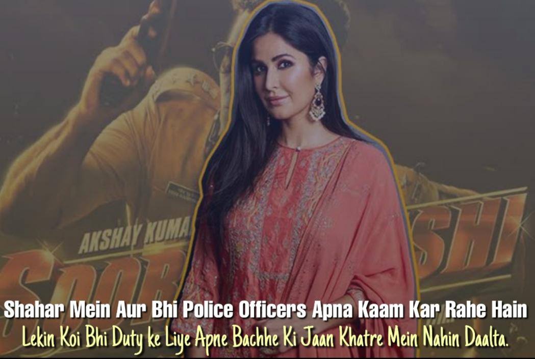 Sooryavanshi Movie Dialogues in Hindi & Dialogue Quotes