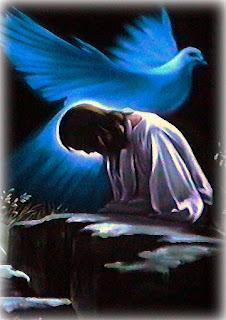 jesus cristo orando no monte das oliveiras