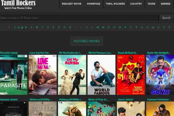 Tamilrockers website is the most favorite torrent website for movie fans that provides you HD Tamilrockers movies and Tv shows.