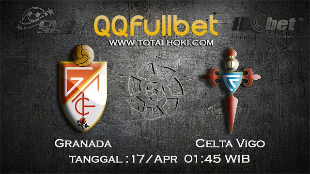 PREDIKSIBOLA - PREDIKSI TARUHAN GRANADA VS CELTA VIGO 17 APRIL 2017 (LA LIGA SPANYOL)
