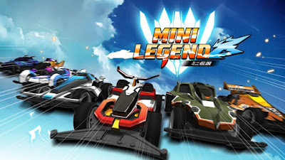 game balapan mobil android mini 4wd legens