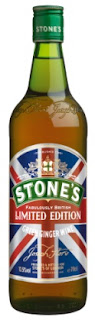 ginger wine, stone's ginger wine, limited edition wine