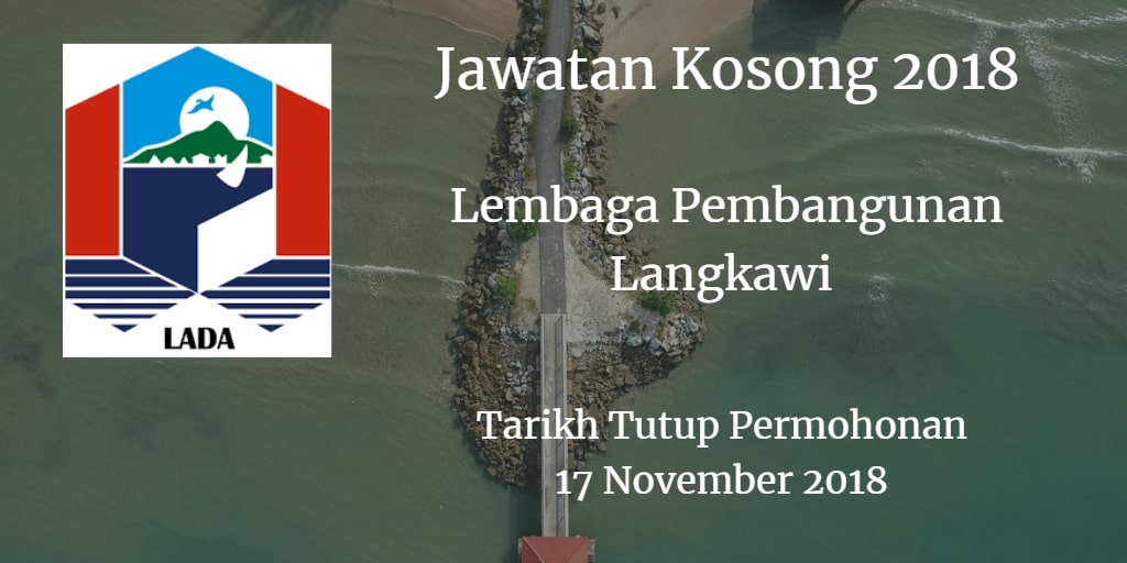 Jawatan Kosong LADA 17 November 2018