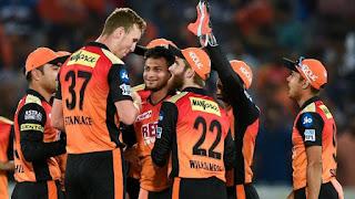 KKR vs SRH 10th Match IPL 2018 Highlights