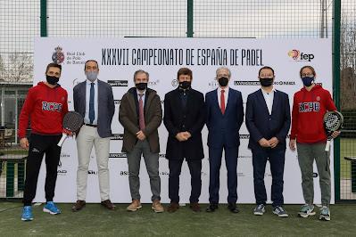 Barcelona se prepara para vivir la prueba reina del pádel por equipos en España
