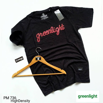 BAJU KAOS GREENLIGHT (PM736)